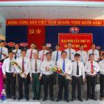 Ông Trần Xuân Thịnh trúng cử Bí thư Đảng bộ Cao su Chư Mom Ray