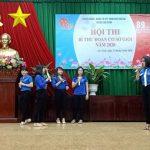Cao su Lộc Ninh thi Bí thư Đoàn cơ sở giỏi