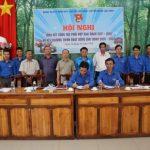 ĐTN Cao su Lộc Ninh tiếp tục ký kết phối hợp với huyện Đoàn Lộc Ninh