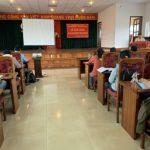 Bồi dưỡng nghiệp vụ cán bộ, công nhân Cao su Lộc Ninh, Chư Păh