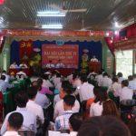 Đại hội Đảng bộ NT Lai Uyên: Đại hội điểm cấp cơ sở của Cao su Phước Hòa