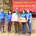 Đoàn Thanh niên Cao su Phú Riềng chung tay đẩy lùi dịch bệnh COVID-19