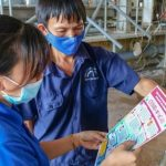 ĐTN Cao su Bình Long tiếp tục đồng hành chống dịch bệnh Covid - 19