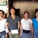 Công đoàn Cao su Lai Châu: Thăm hỏi, hỗ trợ gia đình người lao động