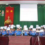 Sôi nổi thi tìm hiểu lịch sử Đảng của Đoàn Thanh niên Cao su Bình Long