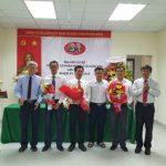 Đ/c Trần Ngọc Vân giữ chức Bí thư Chi bộ Công ty CP Đầu tư Sài Gòn VRG
