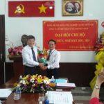 Đ/c Nguyễn Gia Định giữ chức Bí thư Chi bộ Đầu tư Xây dựng Cao su