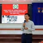 Cao su Dầu Tiếng tổ chức khóa đào tạo nhận thức ISO 45001:2018