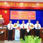Đ/c Huỳnh Thị Cẩm Hồng giữ chức vụ Bí thư Đảng ủy Cao su Dầu Tiếng nhiệm kỳ 2015 - 2020