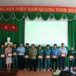 Cao su Đồng Phú tổ chức nhiều hoạt động thiết thực trong Tháng Công nhân