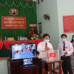 Cao su Bình Long: 2 Đảng bộ trực thuộc tổ chức Đại hội Đảng trực tuyến