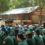 Cao su Chư Păh gặp gỡ đối thoại với công nhân