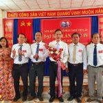 Đ/c Ngô Quyền tái đắc cử Bí thư Đảng ủy Cao su Việt Lào