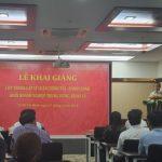 Khai giảng lớp Trung cấp lý luận chính trị - hành chính Khối doanh nghiệp Trung ương