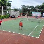 Cao su Ea H'leo tổ chức giải quần vợt mừng Đại hội Đảng