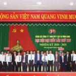 Đ/c Lê Văn Vui tái đắc cử Bí thư Đảng ủy Cao su Bình Long