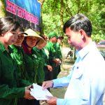 Cao su Hòa Bình nỗ lực chăm lo người lao động