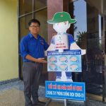 Nguyễn Đình Cường - xung kích, sáng tạo trong phòng chống dịch Covid-19