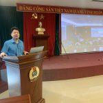 1.810 cán bộ tập huấn Điều lệ Công đoàn trực tuyến