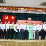 Đ/c Lê Thanh Hưng giữ chức Bí thư Đảng ủy Cơ quan VRG