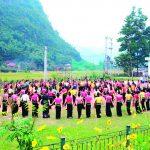 Gìn giữ điệu xòe Thái Sơn La