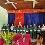 Hội Doanh nhân trẻ VRG:Thăm, tặng 60 suất quà cho công nhân khó khăn tại Cao su Quảng Nam