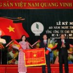 Hào hùng truyền thống 45 năm cao su Đồng Nai
