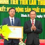 Cao su Bình Long chi khen thưởng 349 tỷ đồng trong 5 năm