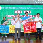 Cao su Chư Păh giải nhất thi an toàn vệ sinh viên giỏi