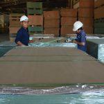 Gỗ MDF VRG Quảng Trị phấn đấu sản xuất trên 204.000 m³