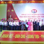 Đại hội Đảng bộ Cao su Đồng Phú
