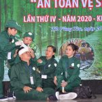 Hội thi An toàn vệ sinh viên giỏi khu vực Đông Nam bộ