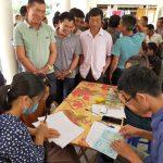 Cao su Điện Biên chi trả hơn 661 triệu đồng cho người dân góp đất