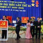 Đại hội Đảng bộ Cao su Phước Hòa