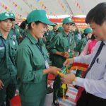 Chú trọng khen thưởng người lao động trực tiếp sản xuất