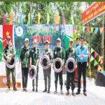 Cao su Đồng Nai khen thưởng 382 công nhân