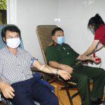 Công ty 75:  Hiến máu tình nguyện mùa dịch Covid-19