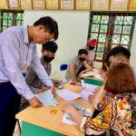 Cao su Điện Biên: Chi trả gần 1,2 tỷ đồng tiền mủ cao su cho người dân góp đất