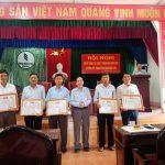 Cao su Hương Khê - Hà Tĩnh: Khen thưởng 15 tập thể và 19 cá nhân