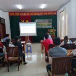 Cao su Mang Yang K: Khai giảng lớp học tiếng Khmer cho 60 học viên