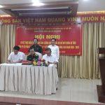Cao su Bà Rịa, Hòa Bình ký kết thỏa thuận tăng cường hợp tác với Bộ Chỉ huy Quân sự tỉnh