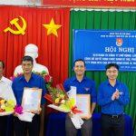 Đ/c Hà Thành Chung giữ chức vụ Bí thư Đoàn Thanh niên Cao su Lộc Ninh