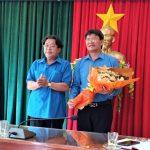 Ông Nguyễn Thanh Hải giữ chức Chủ tịch Công đoàn Cao su Chư Păh