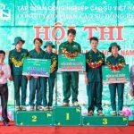 Hội thi Bàn tay vàng Cao su Đồng Phú
