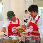 Cao su Việt Lào tổ chức Hội thi nấu ăn chào mừng 20/10