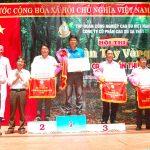 Nông trường Suốt Cát giành giải nhất Hội thi Bàn tay vàng Cao su Sa Thầy