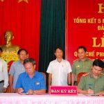 Cao su Kon Tum: Tổng kết quy chế phối hợp với Công an tỉnh