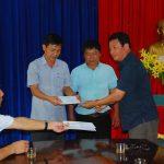 Cao su Chư Sê: Trao thưởng hoàn thành kế hoạch gia công cho xí nghiệp chế biến
