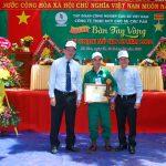 Lê Ngọc Khánh giành giải nhất Hội thi Bàn tay vàng Cao su Chư Păh