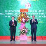 Lễ kỷ niệm 91 năm truyền thống ngành Cao su
